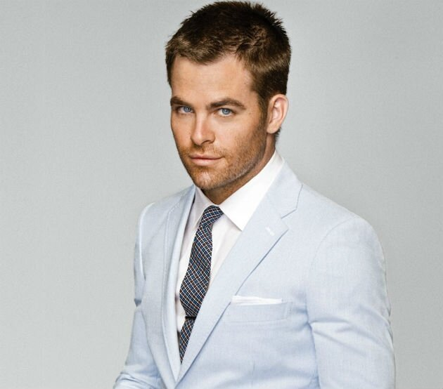 'Star Trek's Chris Pine Makes Me Shiver with Excitement.