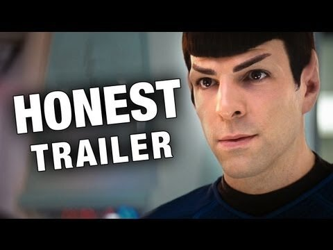 'Star Trek' Honest Trailer Tackles the Lens Flare Issue Head On