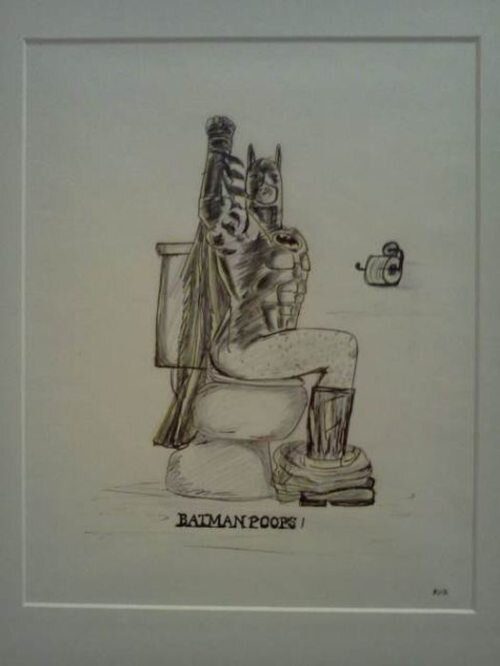 Hilarious Bathroom Graffiti