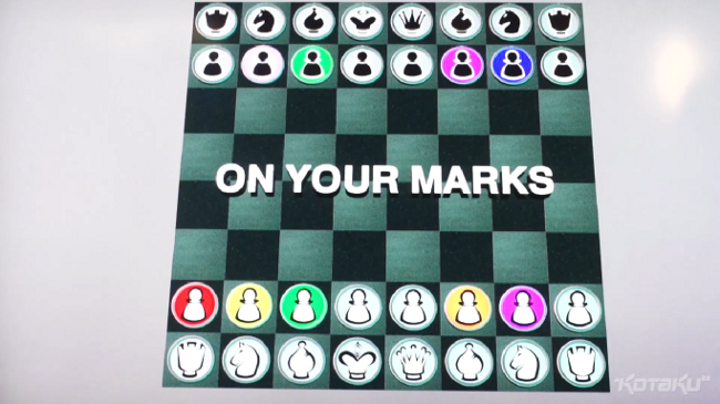 The Creator Of QWOP Has Turned Chess Into A Twitch Game