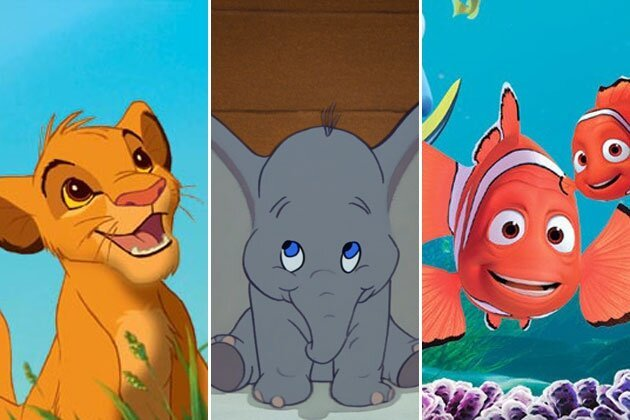 12 Mother's Day Cards From Disney Characters