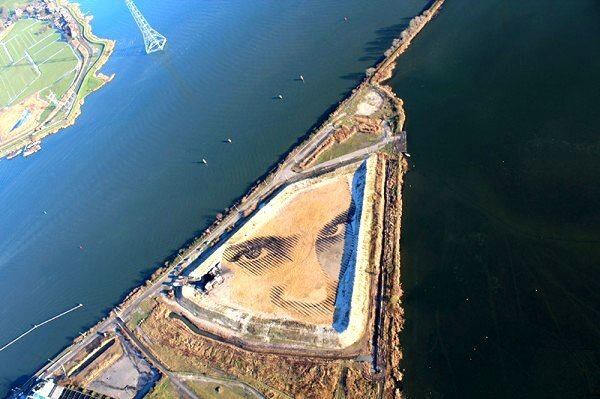 This Gigantic Face Represents Women's Rights In Holland