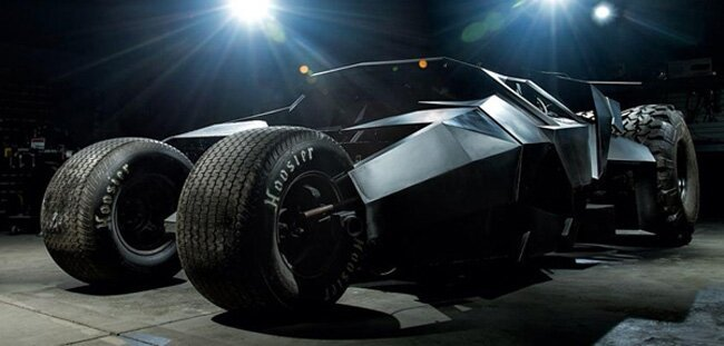 The Bat Tumbler Is Now Real And Totally Street Legal