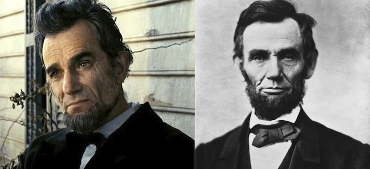 Biopic Actors and Their Real-Life Counterparts