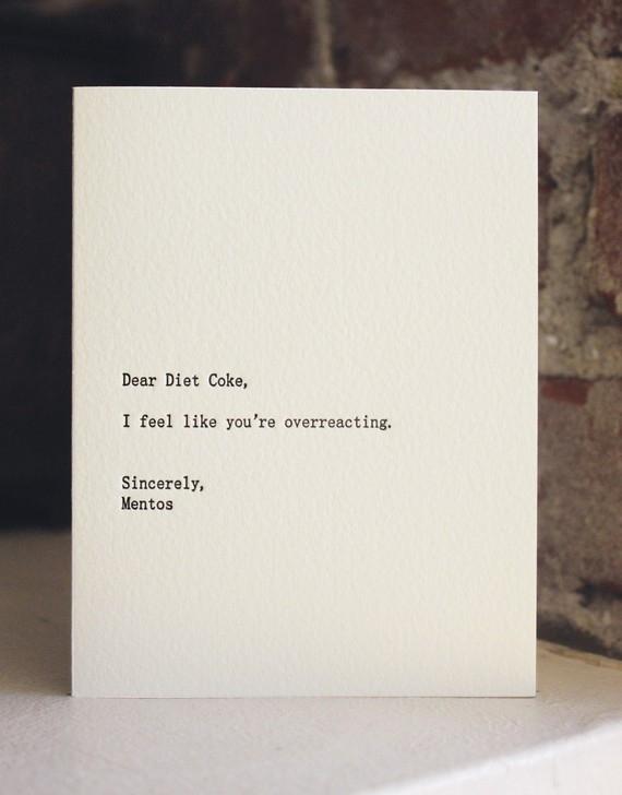 Hilarious Hypothetical Letters