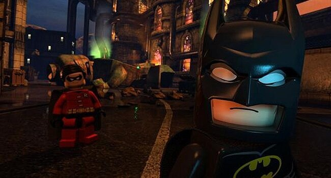 Clips From: 'Lego Batman: The Movie - DC Super Heroes Unite!'