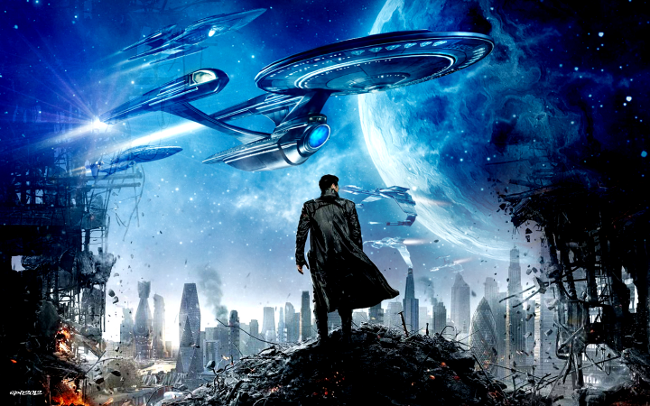 'Star Trek Into Darkness' Is Great, Until...