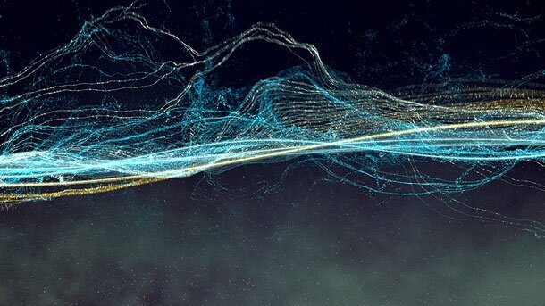 An Exquisite Collision Of Sine Waves & Beautiful Visuals