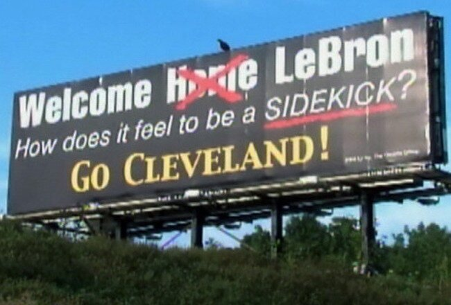 The Best Sports Billboards Ever