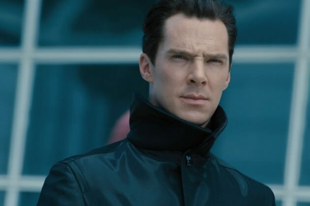 Benedict Cumberbatch from 'Star Trek' Makes Being Bad Look Very Good