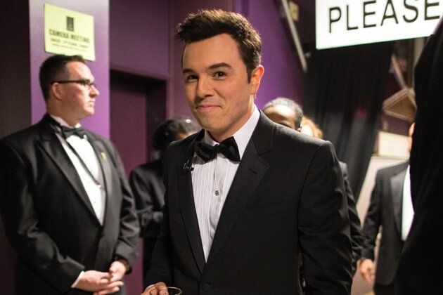 Seth MacFarlane Won't Be Returning to Sing Songs at the Oscars