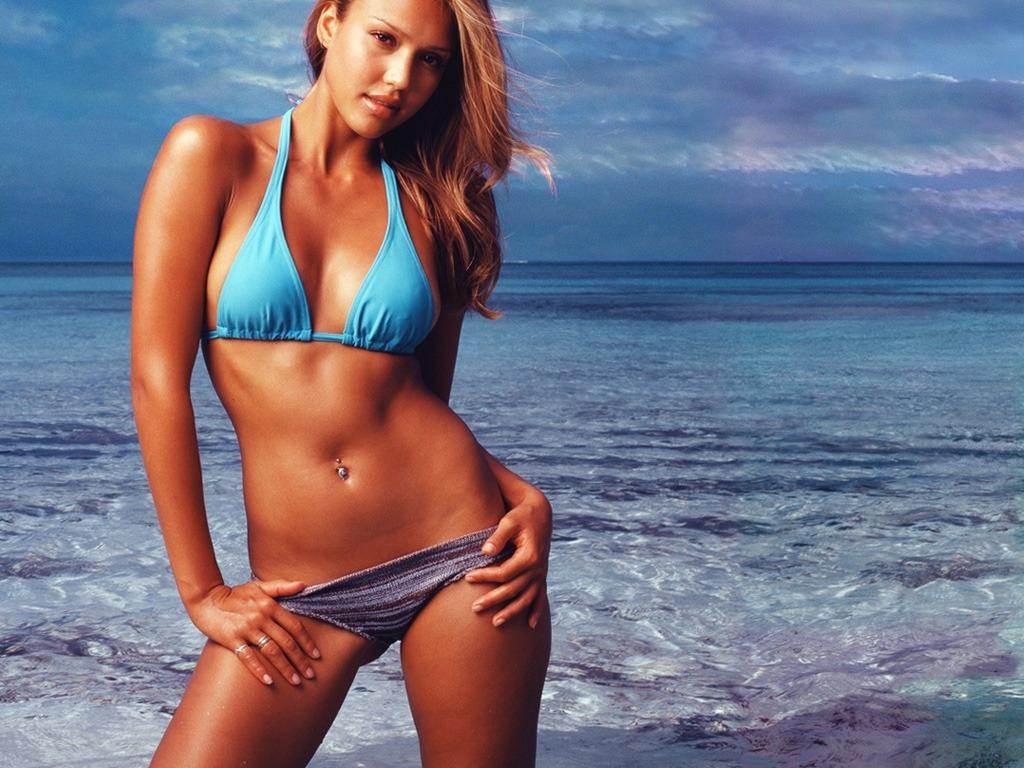 Sexiest Movie Bikinis.