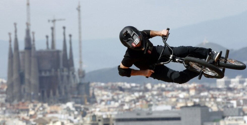 High Quality X-Games Barcelona Photos