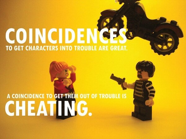 Pixar's Golden Storytelling Rules Illustrated in Legos
