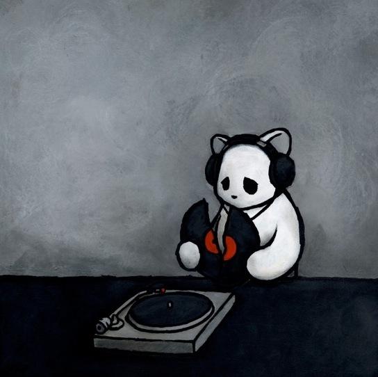 Really Cute, Disturbing Art - Luke Chueh
