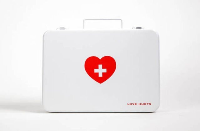 Heal Your Broken Heart with This Fun First Aid Kit