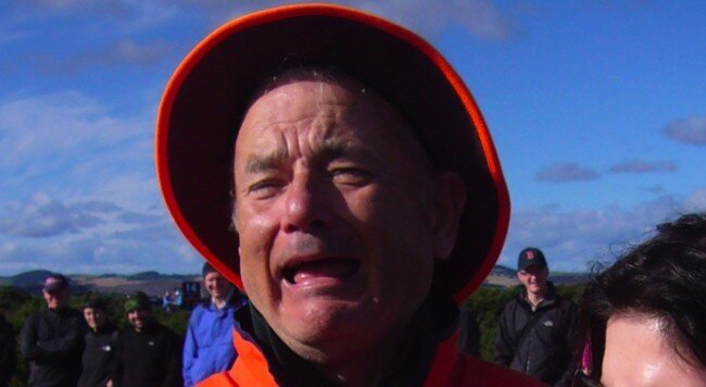 Bill Murray Knows How To Respond To Crying Babies