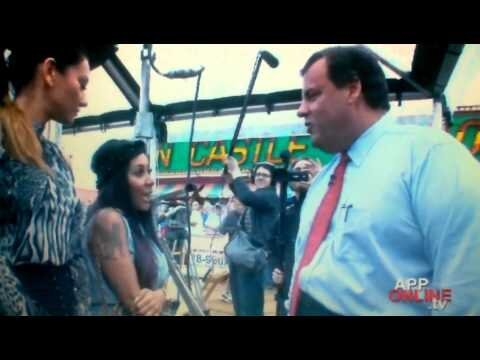 The Awkward Snooki/Governor Of New Jersey Situation.