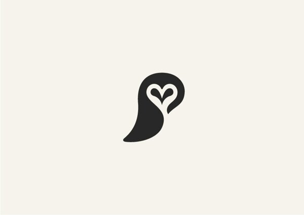 Clever Animal Illustrations Using Negative Space