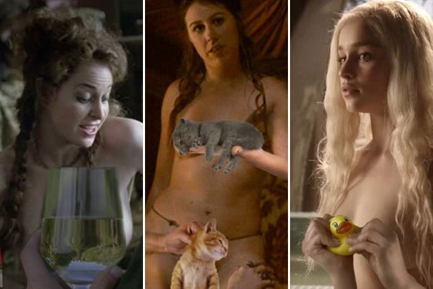 How 'Game of Thrones' Can Fix the Nudity Problem