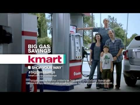 Kmart Offers Some 'Big Gas' Savings in Funny New Ad