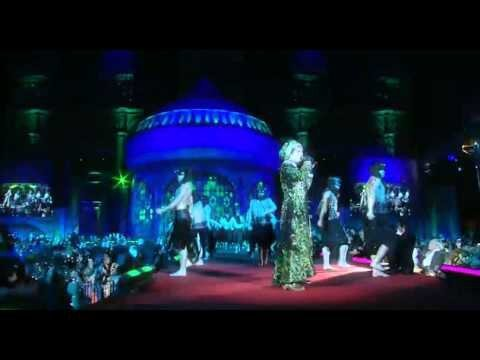 Adam Lambert Goes All Out Ali Baba for 2013 Life Ball