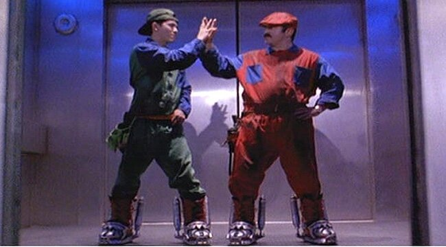 Super Mario Bros Movie Is 20 years old! Celebrate With John Leguizamo.