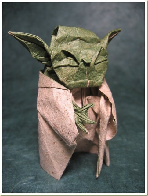 20 Amazing Origami Art works