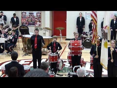 Band Kid Has the Best Reaction Ever to Breaking Cymbal