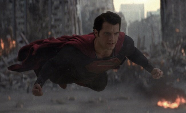 'Man Of Steel' 13-Minute Video, 8 New Pictures, And An Easter Egg