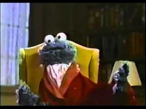 Here Is Cookie Monster Singing Tom Waits' 'God's Away On Business'