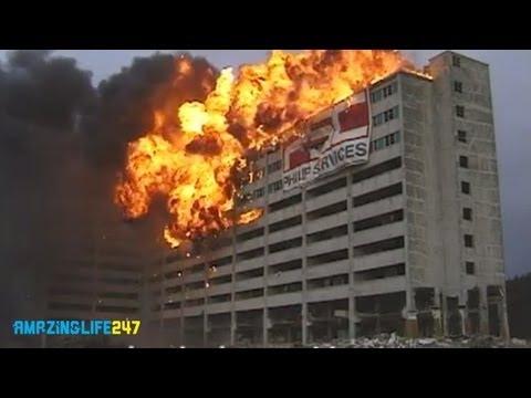 Ultimate Compilation of Massive Destruction & Huge Explosions