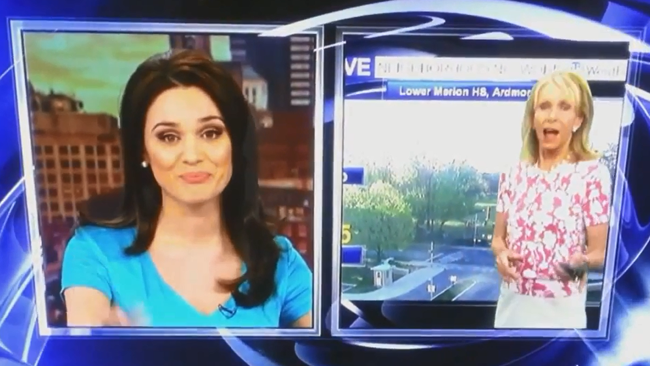 Philadelphia News Anchor Nicole Brewer Hates The Weather Lady