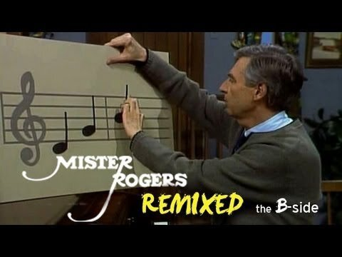 Sing Together: Mister Rogers Remix, Music Video