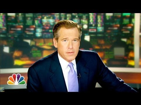Brian Williams Rapping 'Nuthin' But a G Thang' Is So Wrong It's Right