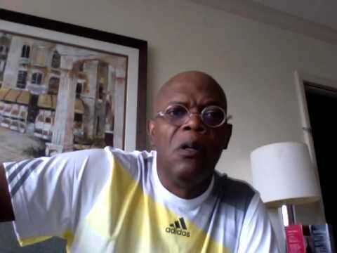 Samuel Jackson Performs 'Breaking Bad' Monologue for Research