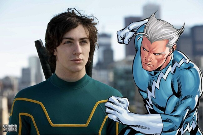 Aaron Johnson May Kick Ass As Quicksilver In 'The Avengers 2'