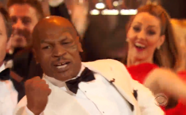 Let's Watch Mike Tyson Perform At The Tony Awards | With Leather