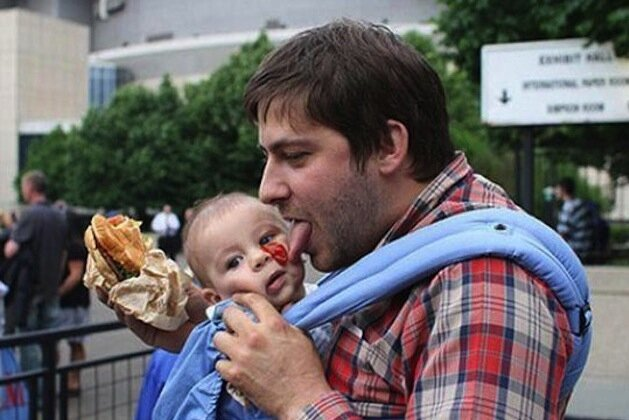 8 Surprising Reasons Why Being a Dad is Awesome от Helen за 13 jun 2013