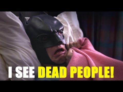 Batman Ruins Classic Movie Scenes