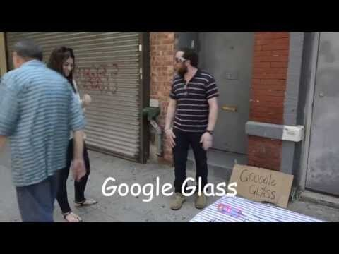 Can't Afford Google Glass? Maybe You Should Consider GooOgle Glasses