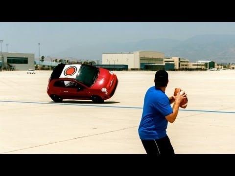 Impressive Stunt Driving Trick Shots
