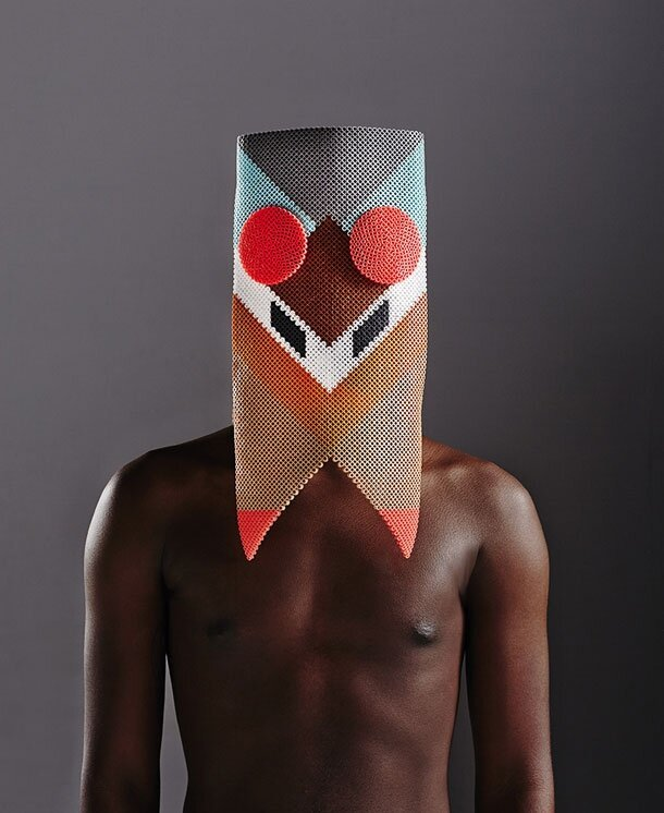 Unique Masks Created By 21 Imaginative Artists