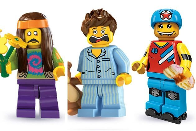 More Ridiculously Specific Lego Faces We Can Expect