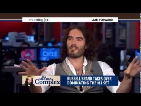 Watch Russell Brand Completely Humiliate Rude Morning Show Hosts