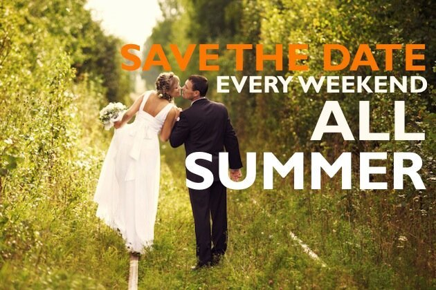 10 Reasons to Hate Summer Weddings