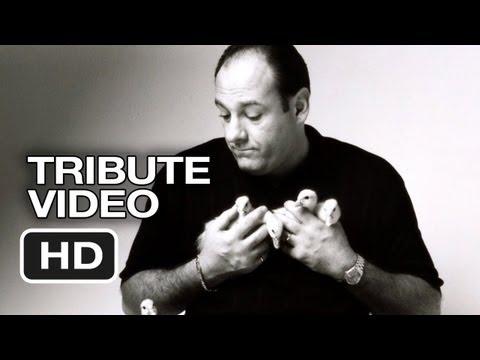 James Gandolfini (1961-2013) Tribute Video, RIP
