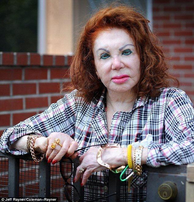 Jackie Stallone Reveals Her Plastic Surgery Regrets