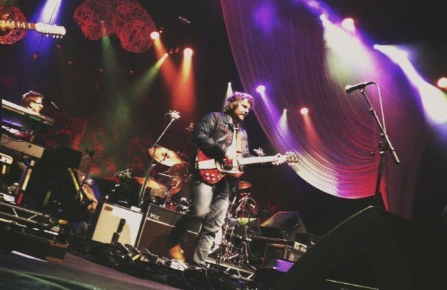 Wilco Played Daft Punk, Beatles During All-Covers Set