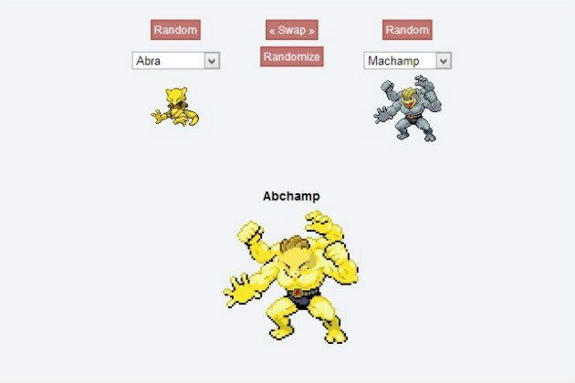 10 Weird Pokemon Fusions